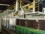 Fornace pendente del riscaldamento del focolare per alluminio/barra di rame