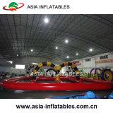Inflables emocionantes juegos de pista de diversión para niños