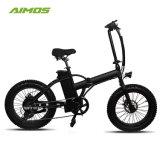 Neumático Fat plegable 48V 500W bicicletas eléctricas