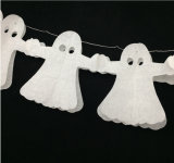 Новый Фестиваль Моды Хэллоуин оформление письмо флаг Pennant баннеров