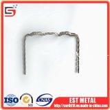Molla Polished del riscaldamento del tungsteno per metallo di fusione