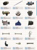 Aangepaste de plaat-Vin van het Aluminium Intercooler voor ChineesVrachtwagen (Wg9725530020)