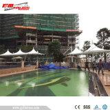 Het waterdicht maken van de Materiële Structuur van het Membraan voor Openlucht Zwembad