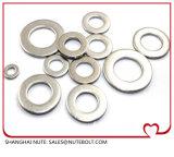 Квартира Washer/DIN125/Unc/Bsw/ASTM M30 Inless стальная