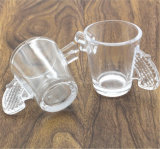 De Creatieve Kop van uitstekende kwaliteit van het Glas van het Ontwerp Met de hand gemaakte 8oz voor Wijn
