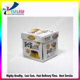 반점 UV 인쇄 도매 서류상 편평한 접히는 선물 상자