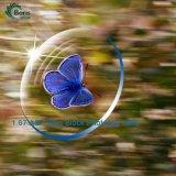 1.67 Obiettivo ottico blu di Photogrey Hmc del blocco Mr-7