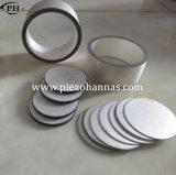 Piezo&Nbsp; De cerámica piezoeléctrico de la dimensión de una variable del disco con los materiales P4