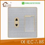 금속 알루미늄 황금 자동 전기 Windows 스위치