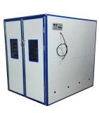 Máquina de la cabina de la incubadora del huevo de Digial Poulty Quial para la venta