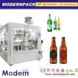 Machine remplissante et recouvrante de 3 In1rinsing pour la bière de bouteille en verre