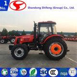 140HP 농업 기계장치 농장 또는 농업 또는 건축 또는 경작하거나 Agri 또는 디젤 또는 잔디밭 트랙터 또는 소형 농장 트랙터 또는 소형 손 트랙터 또는 소형 크롤러 트랙터