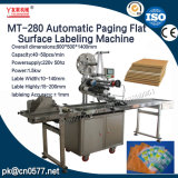 De automatische het Oproepen Vlakke Machine van de Etikettering van de Oppervlakte voor Pamfletten (MT-280)