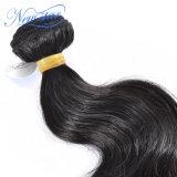 Популярная цена по прейскуранту завода-изготовителя объемной волны для утка человеческих волос Remy девственницы