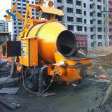 Bomba concreta inmóvil industrial eléctrica