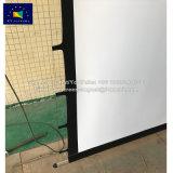 X-ybildschirme 275 Zoll rollen unten Film-Bildschirm mit IR/RF Steuerung