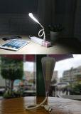 Candeeiro de secretária da Lâmpada do livro de LED