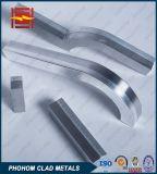 Vinculación material del metal disímil junto vía tecnología de la soldadura explosiva