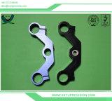 Personnalisé de haute précision de pièces de titane CNC Pen, en titane anodisé