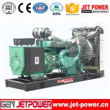 Generatore diesel insonorizzato standby di potenza di motore diesel di Volvo Twd1652ge 500kw