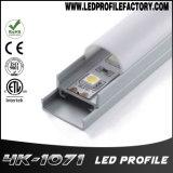 부엌 찬장 빛을%s 4107 알루미늄 LED 단면도