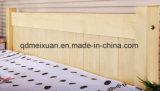Camas matrimoniales modernas de la base de madera sólida (M-X2328)