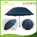 Custom Manual promocionais guarda-chuva Samurai Aberto guarda-chuva dobrável