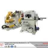 Automatisches Metallblatt, das Servozufuhr und StahlUncoiler hergestellt in China (MAC4-400, stempelt)