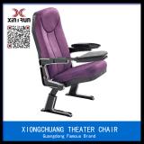 Sala de conferencias de alta calidad baratos asiento, asiento del Auditorio, Sala de conferencias, auditorio de sillas de plástico asiento AW1551