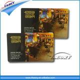 ホログラムホイルが付いているプラスチックPVCスマートカード