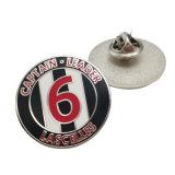 OEM de metal personalizados Soft enamel Pin como con diseño libre (BG52)