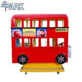 Com moedas de Diversões Passeios Kiddie autocarros de Londres