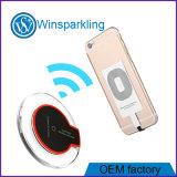 Fast Qi Téléphone mobile sans fil Chargeur Socle de recharge sans fil