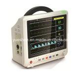 Yspm500V de Medische Dierlijke Geduldige Monitor van de Parameter van de Kliniek Veterinaire Multi