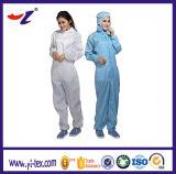 Prendas de vestir traje de sala limpia antiestático ESD uniforme blanco uniforme