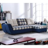 大きい記憶を用いる多機能のL字型ソファーベッド