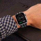 Appleの腕時計のスポーツのループバンド38mm 42mmライト級選手のナイロン置換バンドのため