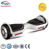 В Hoverboard Powerboard - (БЕЗОПАСНОЙ UL 2272) белого цвета - на 2 колеса балансировка скутер со светодиодной лампы - Hands Free электродвигателя с питанием от батареи