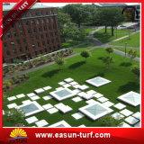 منظر طبيعيّ خضراء عشب اصطناعيّة اصطناعيّة لأنّ شرفة وحديقة