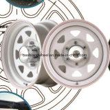 صغيرة بدون أنبوبة مقطورة عجلة/[4إكس4] فولاذ عجلة ([13إكس4.5], [13إكس5.5])