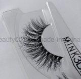 latigazos falsos del visión grueso natural de la pestaña del pelo del visión 3D para el maquillaje de la belleza