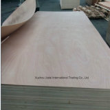18mm Okoume para muebles de madera contrachapada con BB/CC Grado contrachapado comercial