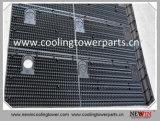 Suficiências da torre refrigerando do PVC do CCB