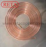 La Chine Crêpe de tuyauterie en cuivre bobines pour Hvacr