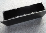 profil de l'alliage 6063aluminium/Aluminum anodisé par extrusion