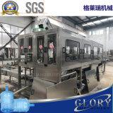 Planta de enchimento da água mineral de 5 galões com auto abre-garrafas