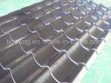 Плита высшего уровня гофрированная/трапецоидальная гальванизированная стальная толя