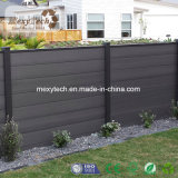 Foshan Garden Horizontal Fence, WPC Backyard Screen Wall.