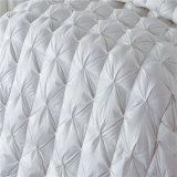 Твердые вниз стеганых матрасов/полиэстер подушками