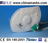 Mascherina di polvere piegata non tessuta con il certificato del Ce